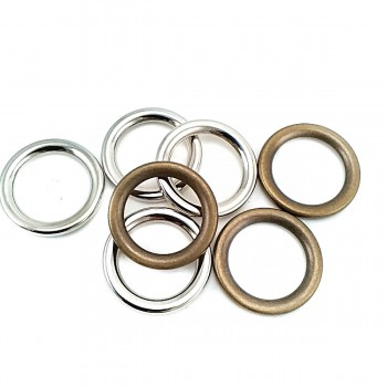 25 mm Metal Ring Buckle E 1253