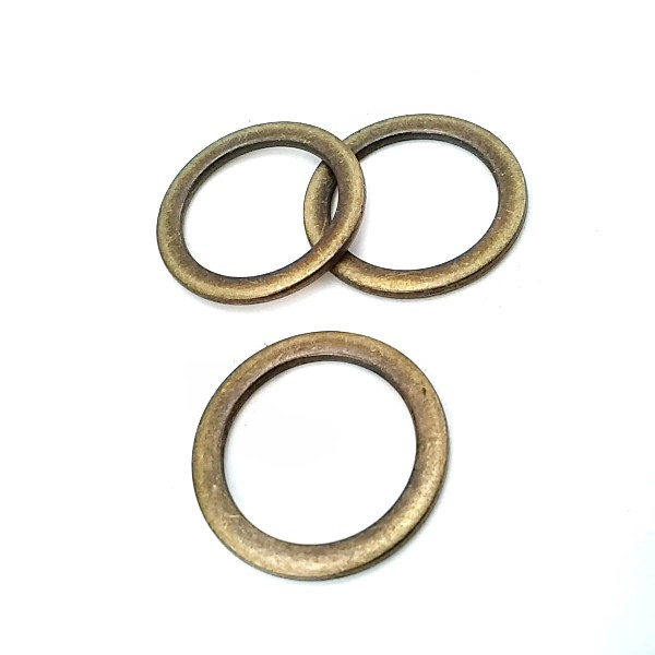 Metal ring - bag and clothing buckle 26 mm E 1782