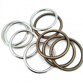 4 cm Metal Ring Buckle  E 1867