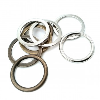 Ring buckle -bag and garment buckle 30 mm E 1961