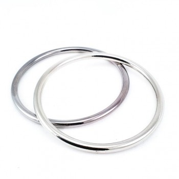 51 mm Metal ring buckle -bag and clothing buckle E 1975