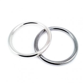31 mm Metal ring buckle -bag and clothing buckle E 1977