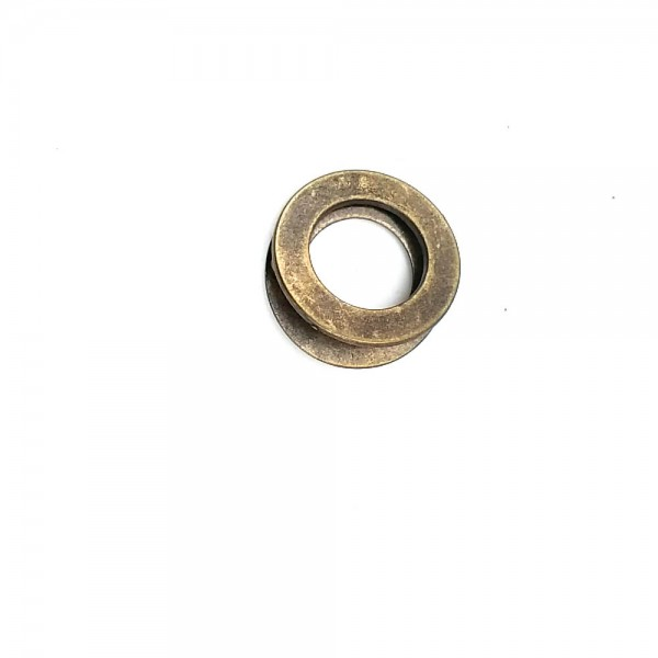 19 mm Eyelet Ring Buckle E 595