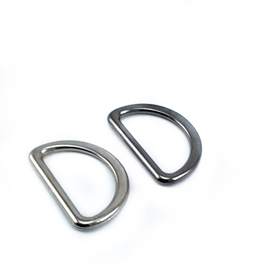2.0 cm Metal D buckle E 899   Bag and Clothing Buckle