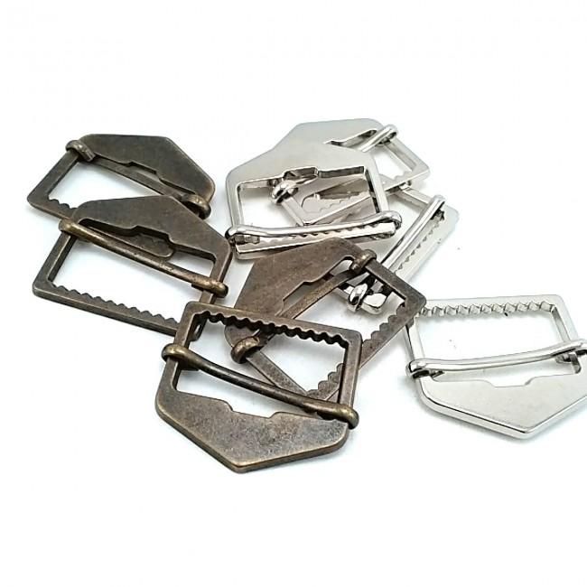 30 mm Hareketli Metal Ayar Tokası E 1103