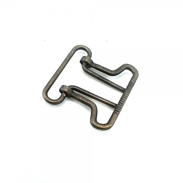 30 mm Movable Metal Setting Buckle E 648