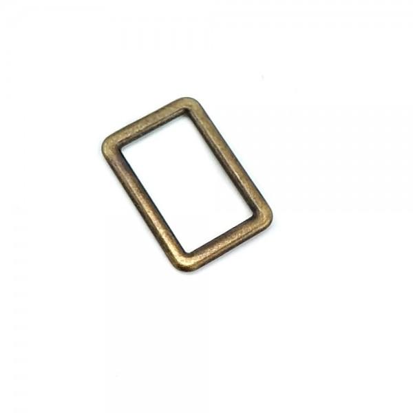 20 x 12 mm Zamak Metal Frame Buckle E 09