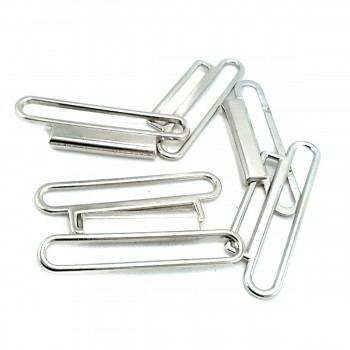 Metal Sliding buckle 59 x 8 mm E 1079