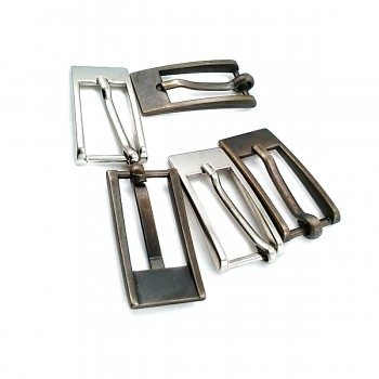 15 mm Metal Belt Buckle  E 1135