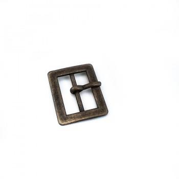 21 mm Metal Rectangular Buckle E 1147