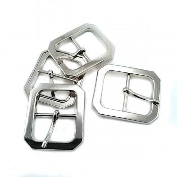 26 x 16 mm Stylish Metal Belt Buckle E 1224