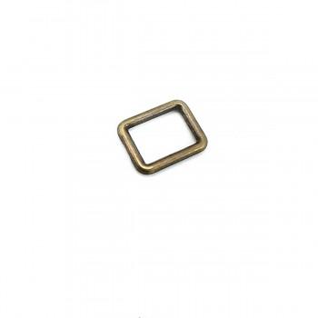 Slim Design Metal Frame Buckle 11.7 mm E 1485