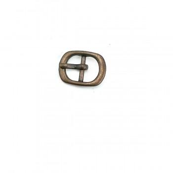 14 mm Metal Small Belt Buckle E 1614
