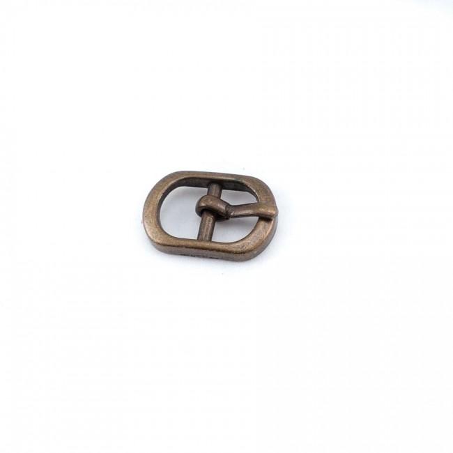 11.3 mm Metal İnce Kemer Tokası E 1652
