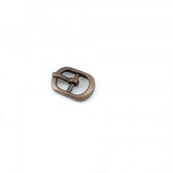 11.3mm Metal Thin Belt Buckle E 1652