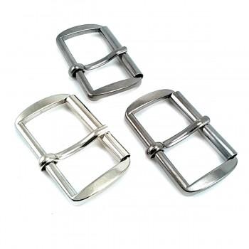 40.2 mm Zamak Metal Belt Buckle E 2175