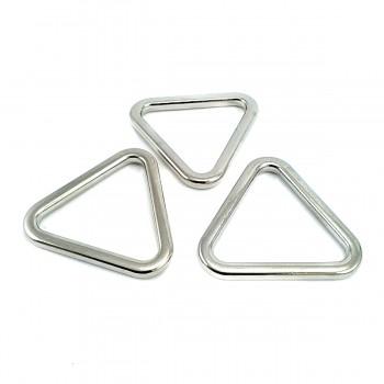 Metal Triangle Frame Buckle 34.8 mm E 2179