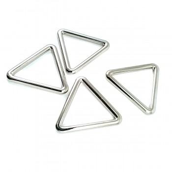 Zamak Triangle Frame Buckle 28 mm E 2180