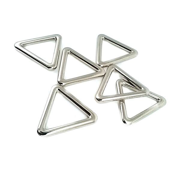 Metal Triangle Frame Buckle 23 mm E 2181