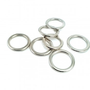 22.1 mm Metal Ring Buckle E 2186