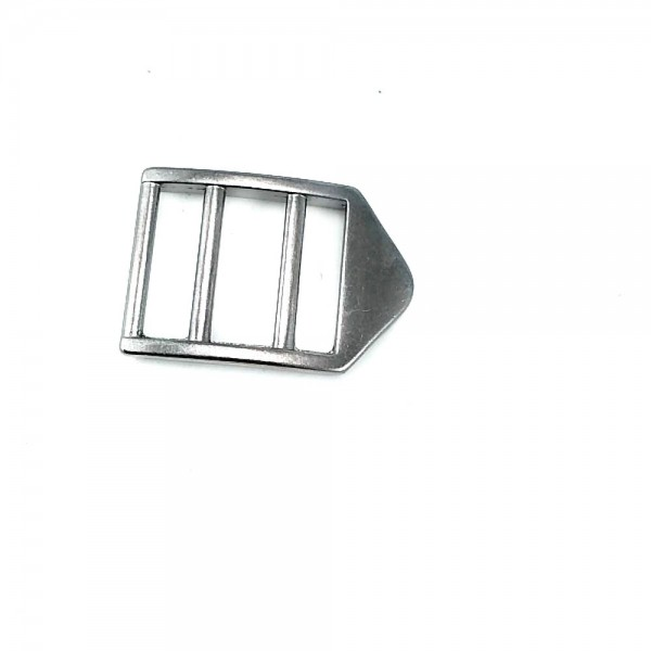20 mm Metal 3 Section Stair Buckle E 336