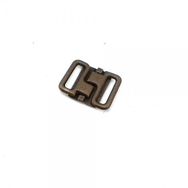 14 mm Metal Snap Buckle E 386