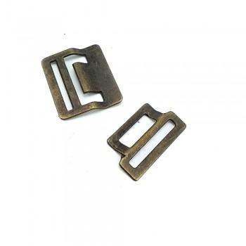 27 mm Snap Metal Buckle E 499