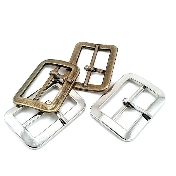 31 mm Plain Rectangular Belt Buckle E 721