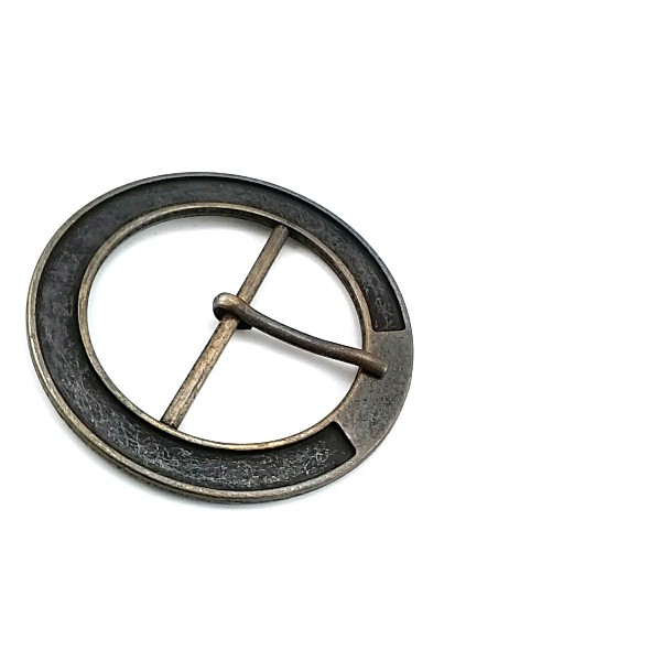 49 mm Metal Tongue Ring Buckle E 842