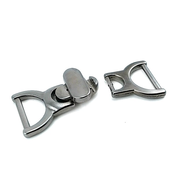 17.5mm Stylish Twist Lock Buckle TK03